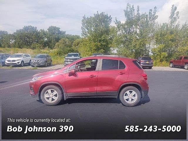 2021 Chevrolet Trax LT for sale in Avon, NY