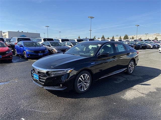 2021 Honda Accord Sedan EX-L for sale in Manassas, VA