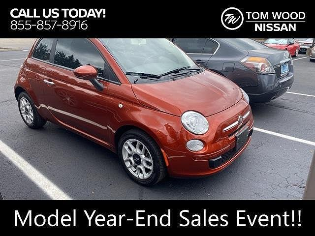 2012 Fiat 500 Pop for sale in Indianapolis, IN