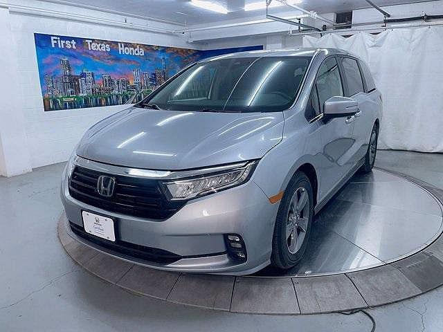 2021 Honda Odyssey EX for sale in Austin, TX