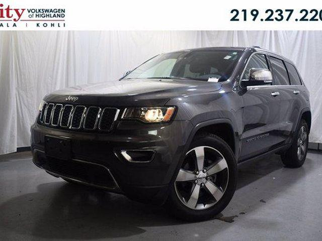 2018 Jeep Grand Cherokee Limited for sale in Highland, IN