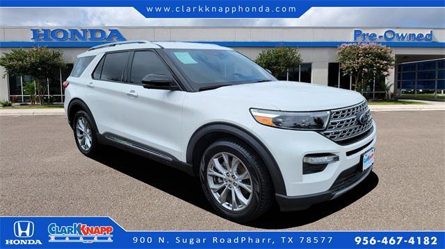 2020 Ford Explorer Limited for sale in Pharr, TX