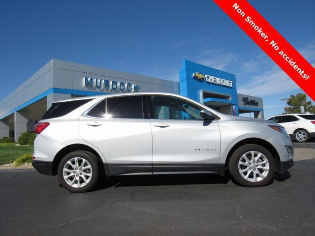 2019 Chevrolet Equinox LT for sale in MANHATTAN, KS