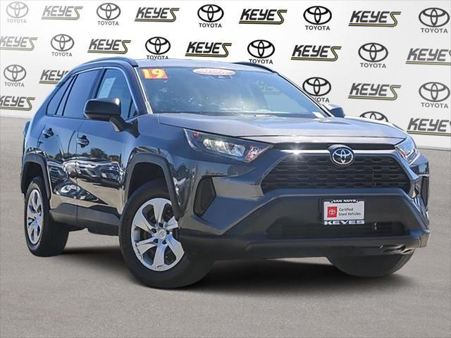 2019 Toyota RAV4 LE for sale in Van Nuys, CA