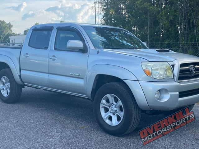 2007 Toyota Tacoma 4WD Double 128 V6 AT (Natl) for sale in Kingsland, GA