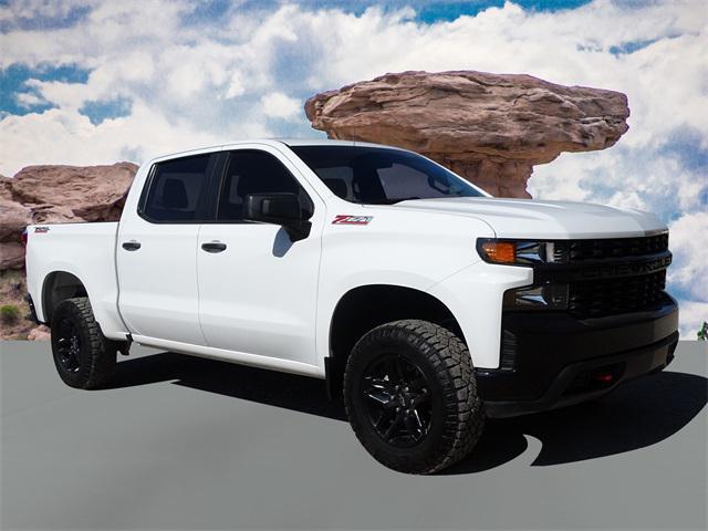 2020 Chevrolet Silverado 1500 Custom Trail Boss for sale in Espanola, NM