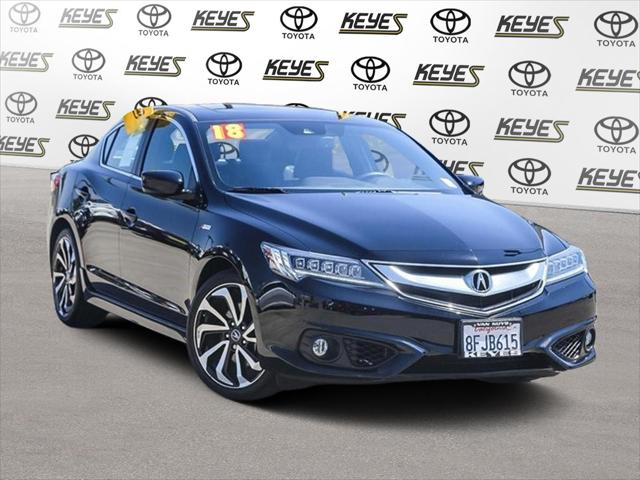 2018 Acura ILX w/Technology Plus/A-SPEC Pkg for sale in Van Nuys, CA