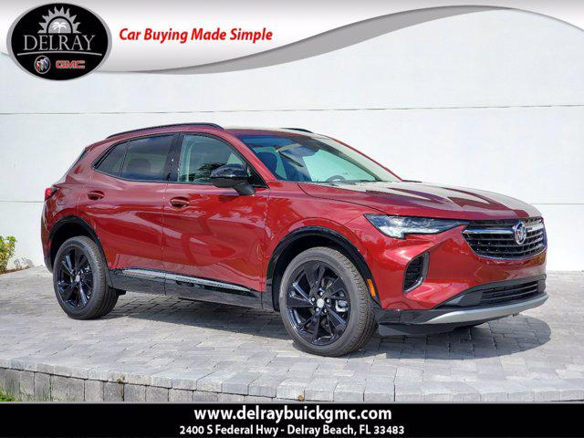 2021 Buick Envision Preferred for sale in Delray Beach, FL
