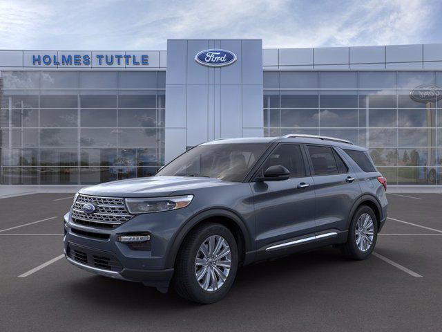 2021 Ford Explorer Limited for sale in Tucson, AZ
