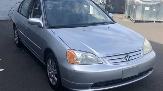 2003 Honda Civic EX for sale in Sterling, VA