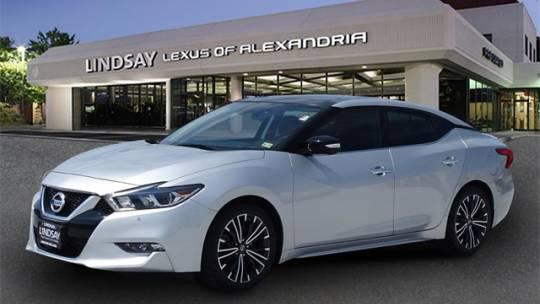 2018 Nissan Maxima Platinum for sale in Alexandria, VA