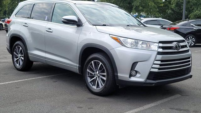 2018 Toyota Highlander XLE for sale in Rock Hill, SC