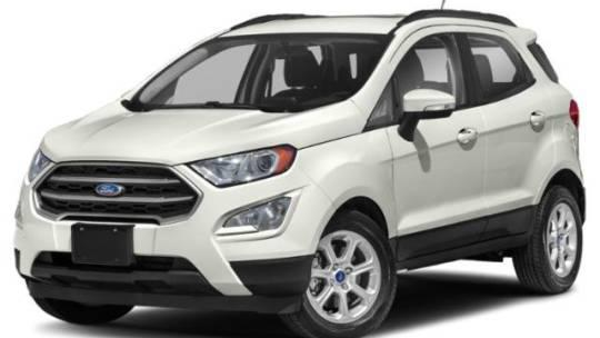 2021 Ford EcoSport SE for sale in Thomaston, ME
