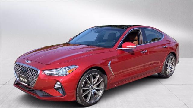 2020 Genesis G70 2.0T for sale in Rockville, MD