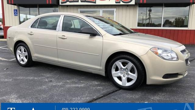 2011 Chevrolet Malibu LS w/1LS for sale in Lima, OH