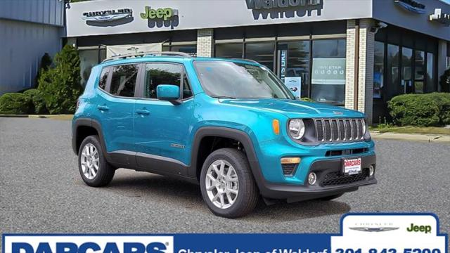 2021 Jeep Renegade Latitude for sale in Waldorf, MD