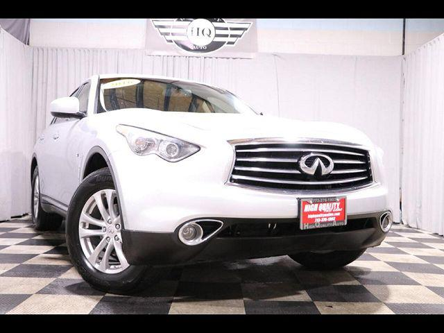 2016 INFINITI QX70 AWD 4dr for sale in Chicago, IL