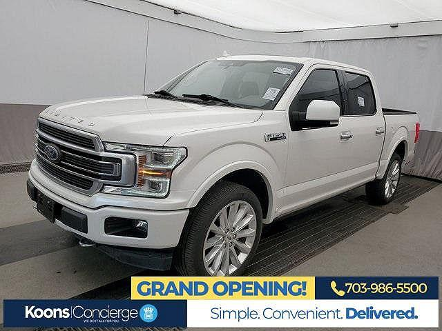 2019 Ford F-150 Limited for sale in Woodbridge, VA