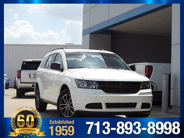 2018 Dodge Journey SE for sale in Houston, TX