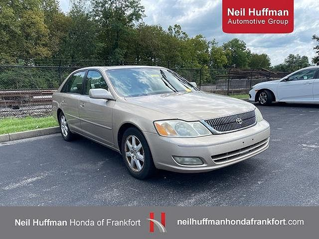 2002 Toyota Avalon XLS for sale in Frankfort, KY
