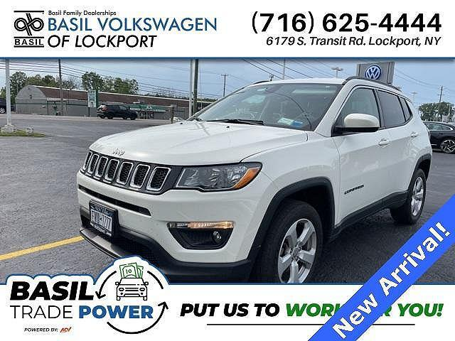 2018 Jeep Compass Latitude for sale in Lockport, NY