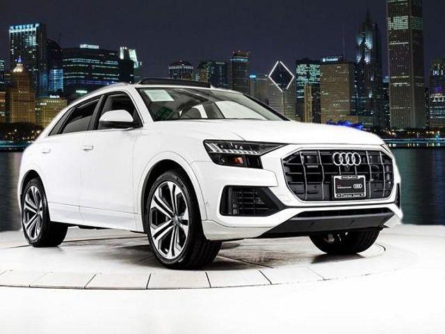 2020 Audi Q8 for sale near Chicago, IL