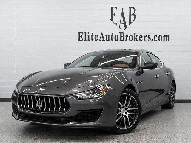2018 Maserati Ghibli S Q4 for sale in Gaithersburg, MD