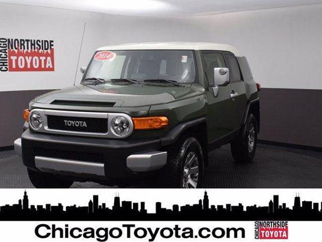 2014 Toyota FJ Cruiser 4WD 4dr Auto (Natl) for sale in Chicago, IL