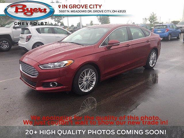 2015 Ford Fusion SE for sale in Grove City, OH