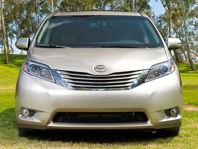 2017 Toyota Sienna Limited for sale in Pulaski, NY