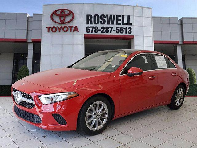 2020 Mercedes-Benz A-Class A 220 for sale in Roswell, GA