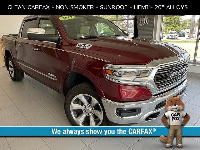 2019 Ram 1500 Limited for sale in Continental, OH
