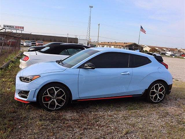 2019 Hyundai Veloster N for sale in Fort Wayne, IN
