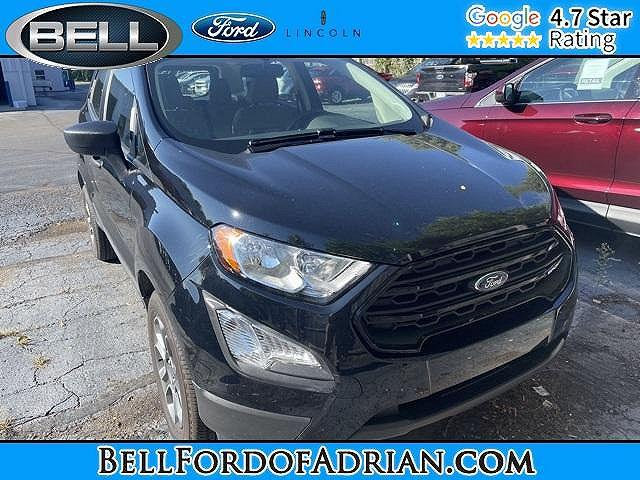 2021 Ford EcoSport S for sale in Adrian, MI