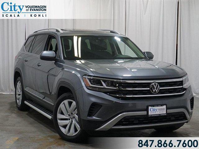 2021 Volkswagen Atlas 3.6L V6 SEL for sale in Evanston, IL