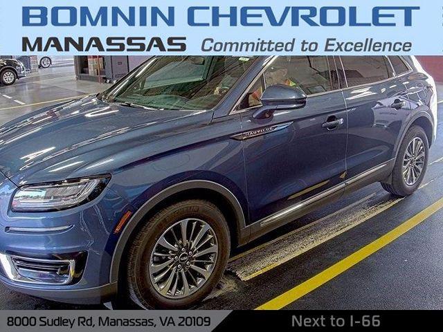 2019 Lincoln Nautilus Select for sale near Manassas, VA
