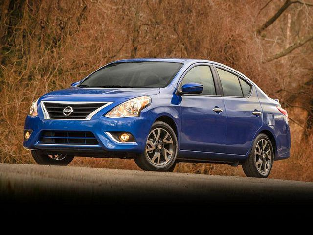 2015 Nissan Versa SV for sale in Anderson, IN