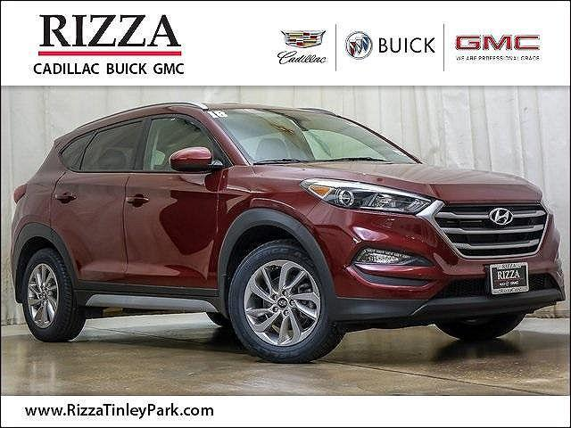 2018 Hyundai Tucson SEL for sale in Tinley Park, IL