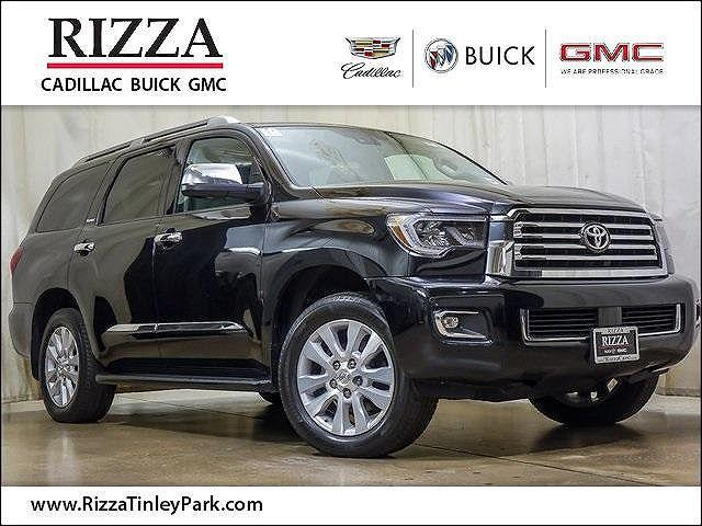 2018 Toyota Sequoia Platinum for sale in Tinley Park, IL