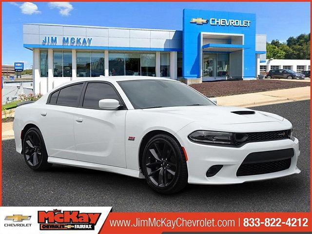2019 Dodge Charger Scat Pack for sale in Fairfax, VA