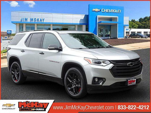 2018 Chevrolet Traverse Premier for sale in Fairfax, VA