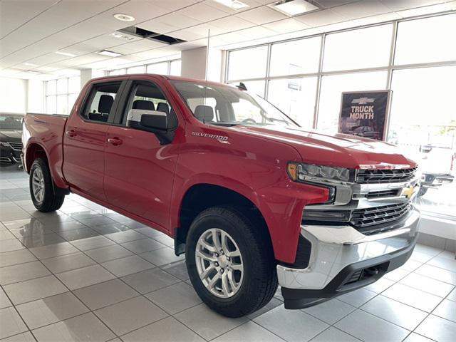 2021 Chevrolet Silverado 1500 LT for sale in Chicago, IL