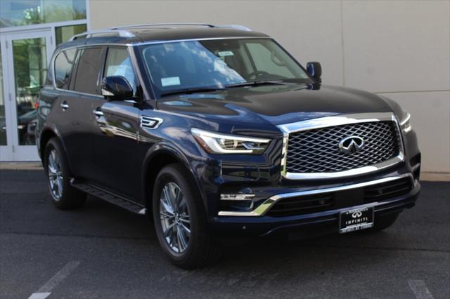 2021 INFINITI QX80 LUXE for sale in Vienna, VA