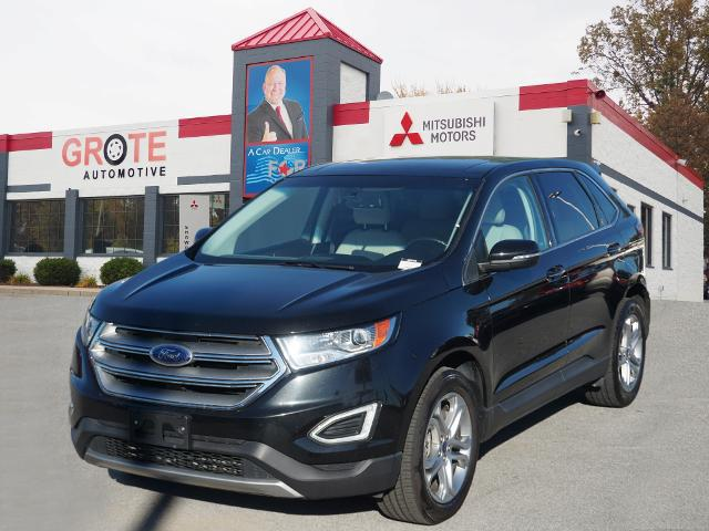2015 Ford Edge Titanium for sale in Fort Wayne, IN