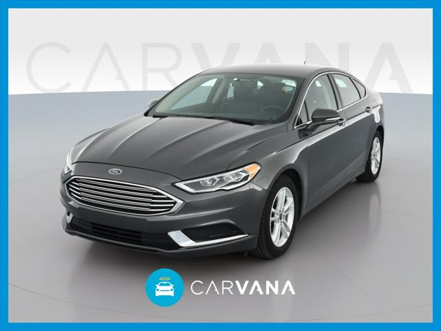 2018 Ford Fusion SE for sale in ,