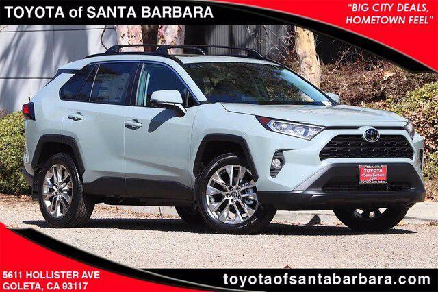 2021 Toyota RAV4 XLE Premium for sale in Goleta, CA