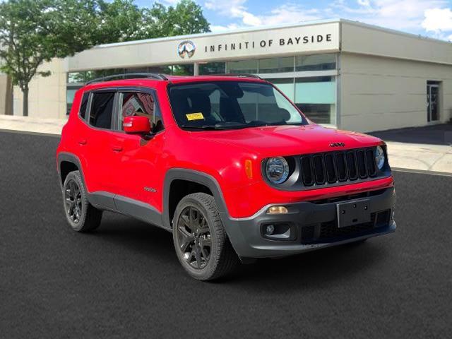 2017 Jeep Renegade Altitude [0]