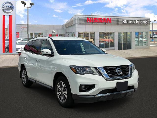 2018 Nissan Pathfinder SV [9]