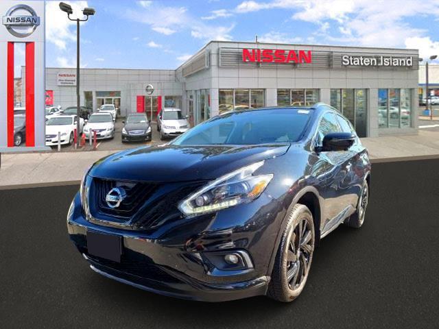 2018 Nissan Murano SL [7]