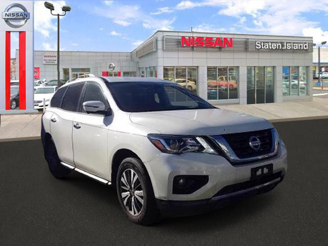 2018 Nissan Pathfinder SL [9]